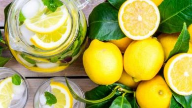 Photo of رجيم الليمون والماء الدافئ لإنقاص الوزن