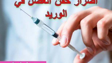 Photo of أضرار حقن العضل في الوريد