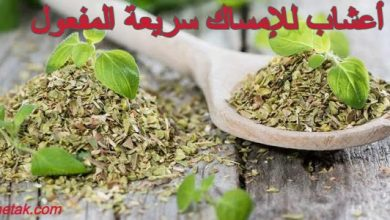 Photo of أعشاب للإمساك سريعة المفعول