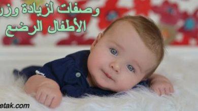 Photo of وصفات لزيادة وزن الأطفال الرضع