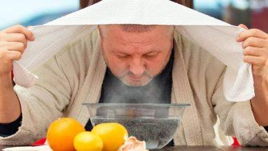 Photo of فوائد استنشاق بخار الماء بالليمون