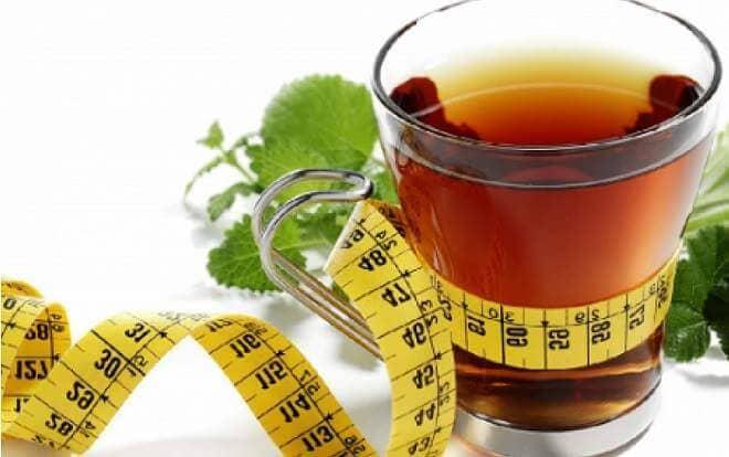 فقدان الوزن عن طريق الشاي