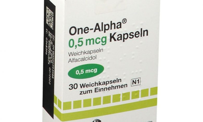 دواء One Alpha